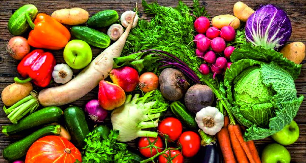 Ambalarea fructelor și legumelor proaspete